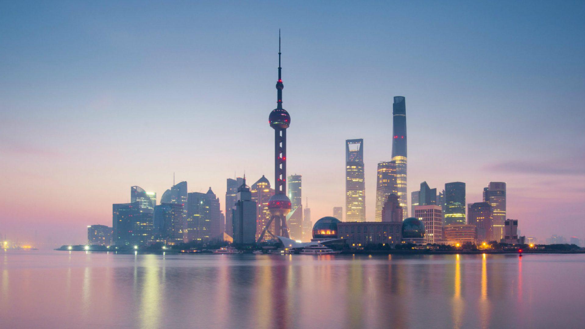 上海,中國