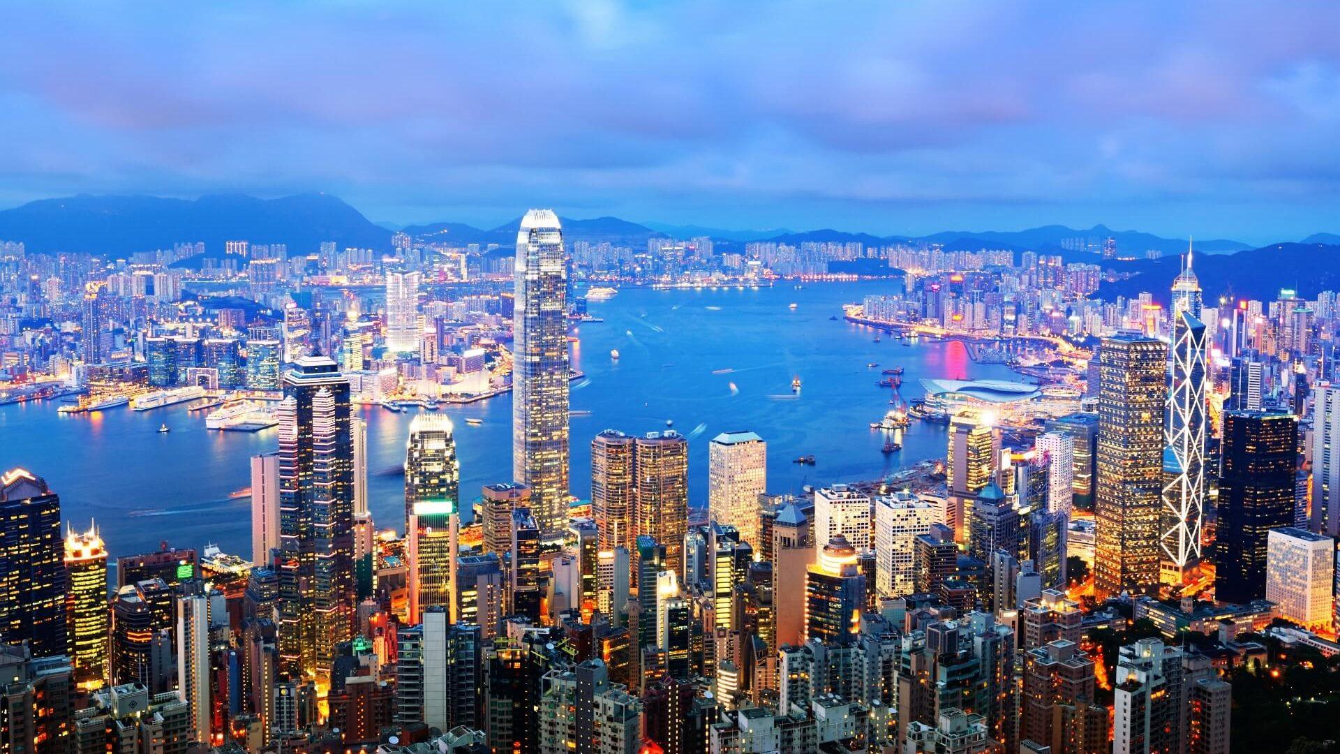 香港,中國