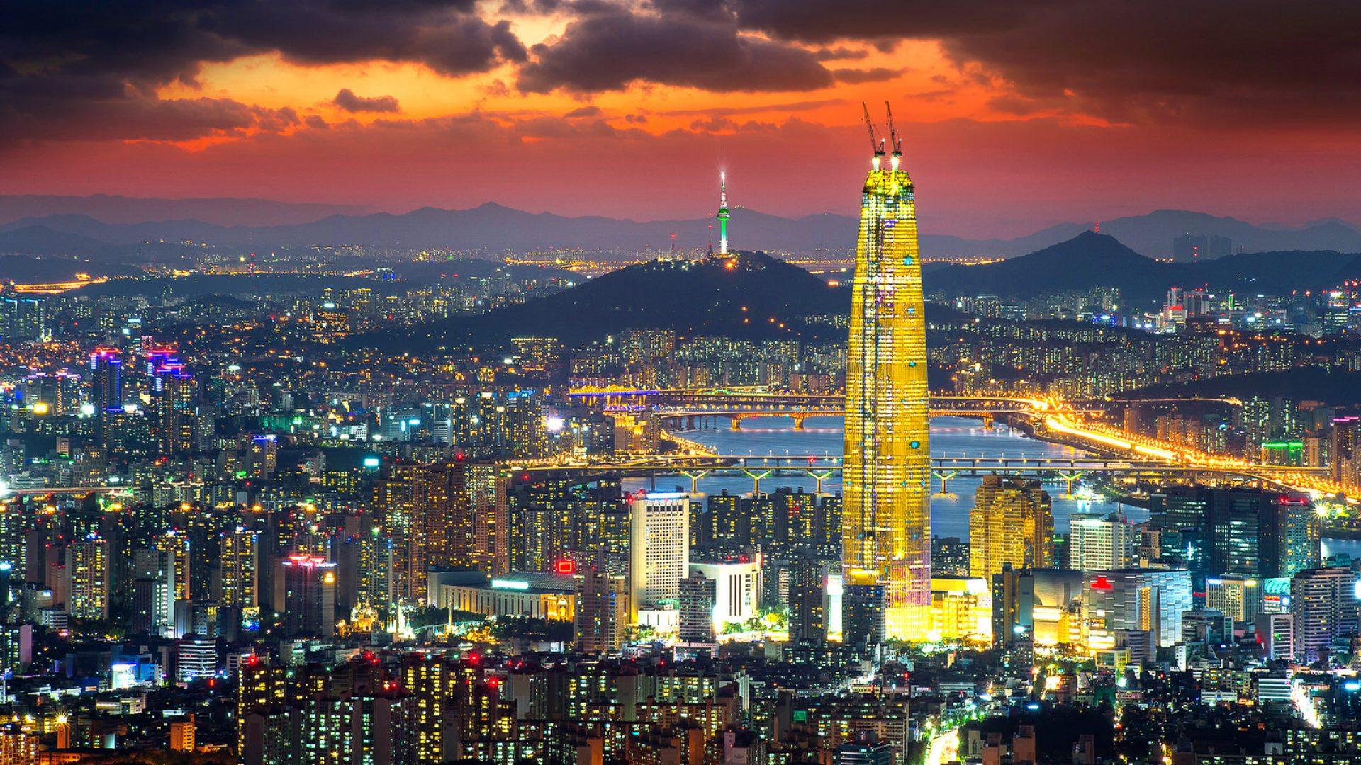 首爾,韓國